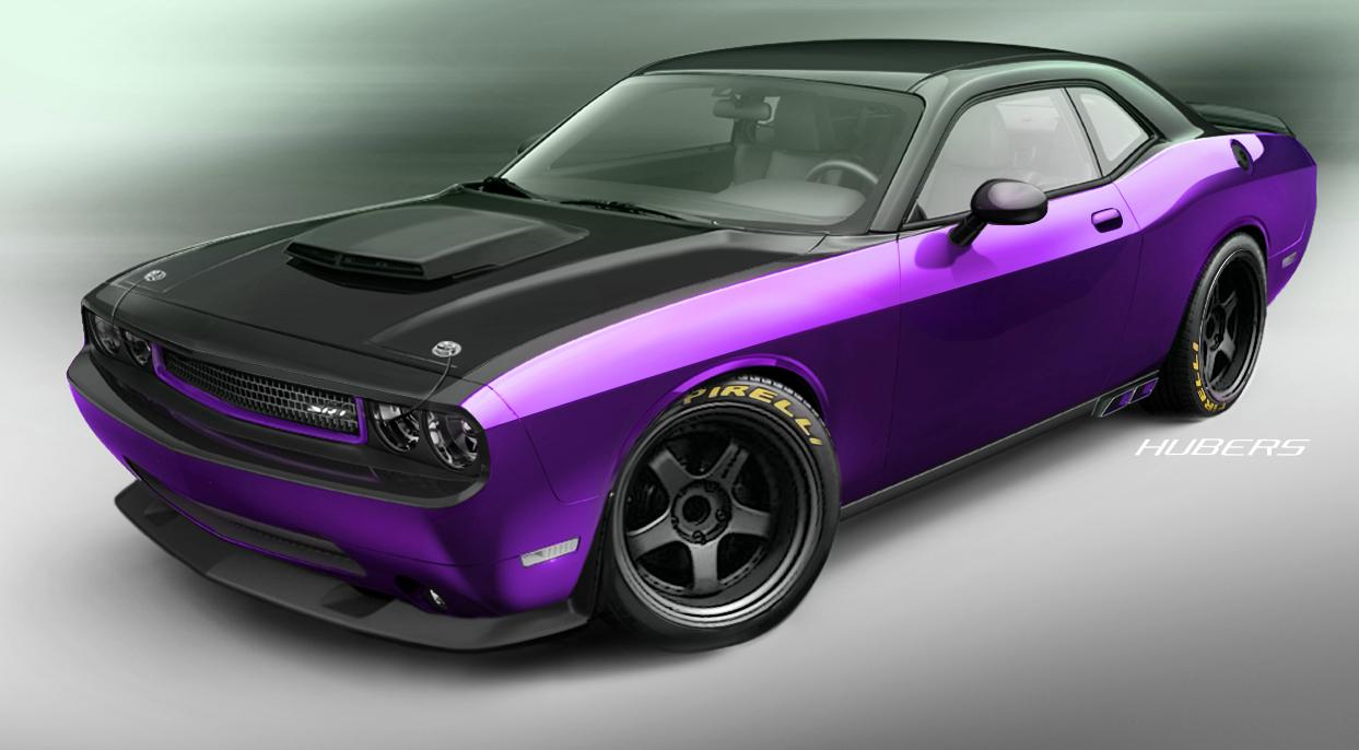 Challenger Srt8 Custom 2015