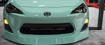 2012 SEMA: minty FReSh Scion FR-S [Live Photos]