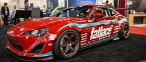2012 SEMA: The Fatlace Scion FR-S [Live Photos]