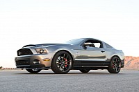 The Shelby GT500 SS