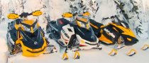 2012 Ski-Doo Snowmobiles Introduced [Video]