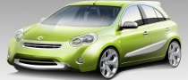 2012 smart forfour Teaser Images