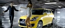 2012 Suzuki Swift Sport Commercial Banned in Australia [Video]