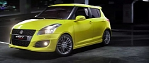 2012 Suzuki Swift Sport On Sale in Australia