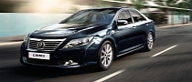 2012 Toyota Camry Coming to India
