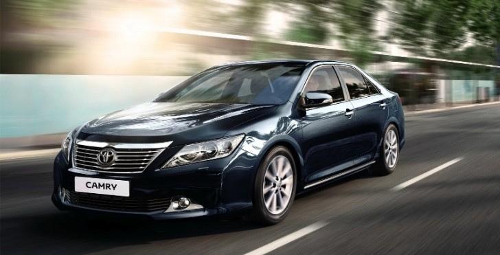 2012 Toyota Camry Demand in Russia Results in Second Shift