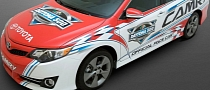 2012 Toyota Camry to Set the Pace at Daytona 500