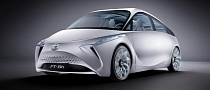 2012 Toyota FT-Bh Compact Hybrid Concept Unveiled [Photo Gallery] [Video]