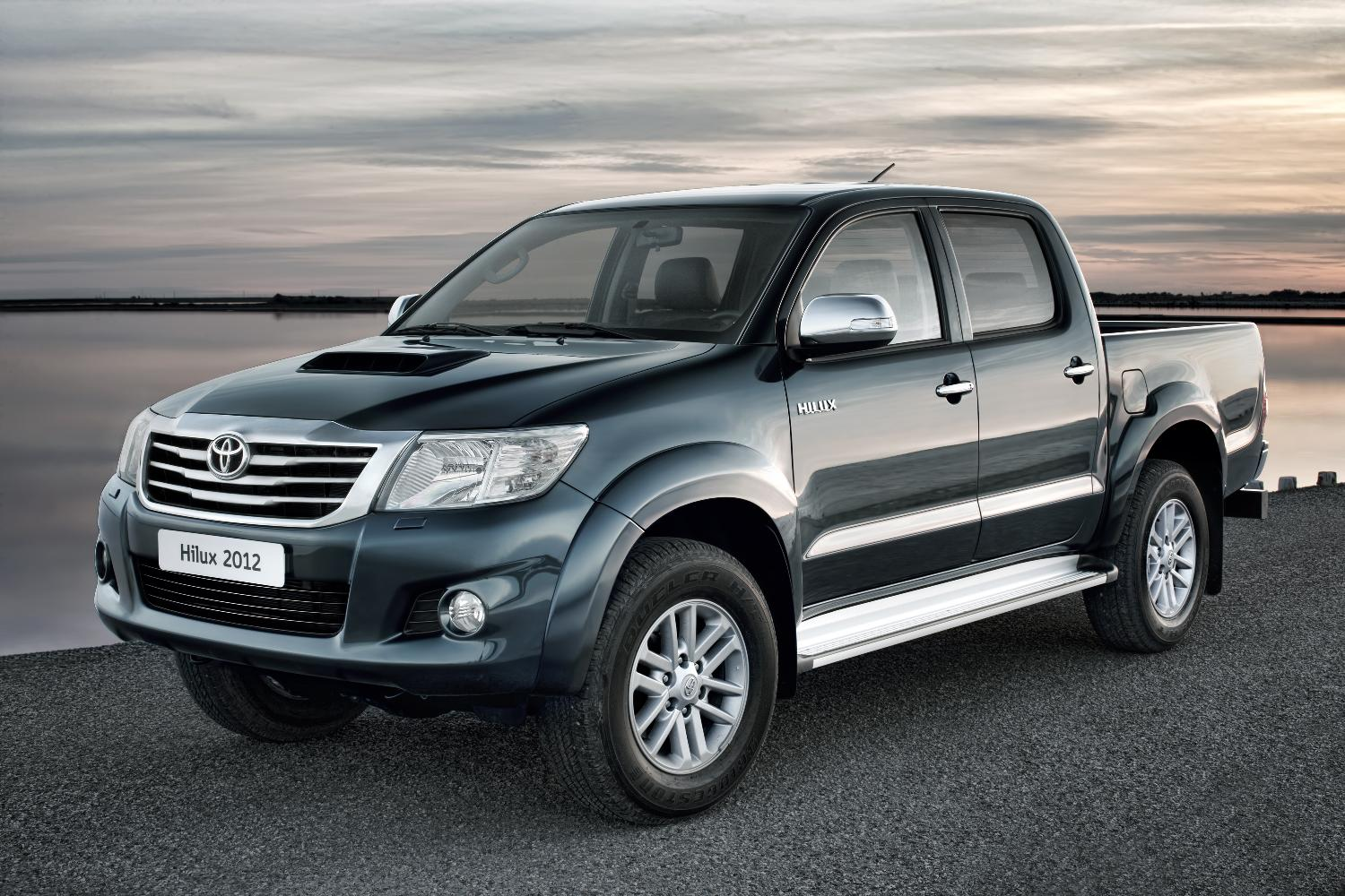 2012 Toyota Hilux Uk Pricing Announced Autoevolution