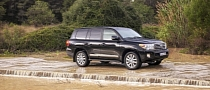 2012 Toyota Land Cruiser V8 UK Pricing Announced