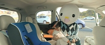 2012 Toyota Porte Japanese Commercial: Dad Is a Pigeon! [Video]