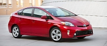 2012 Toyota Prius Revealed [Photo Gallery]
