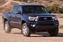 2012 Toyota Tacoma Gets a New Look and Enture System