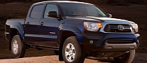 2012 Toyota Tacoma Pricing Released