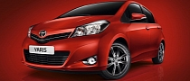 2012 Toyota Yaris for Europe: First Official Details