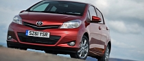 2012 Toyota Yaris Further Details Announced for the UK