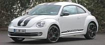 2012 Volkswagen Beetle by B&B Delivers 320 HP