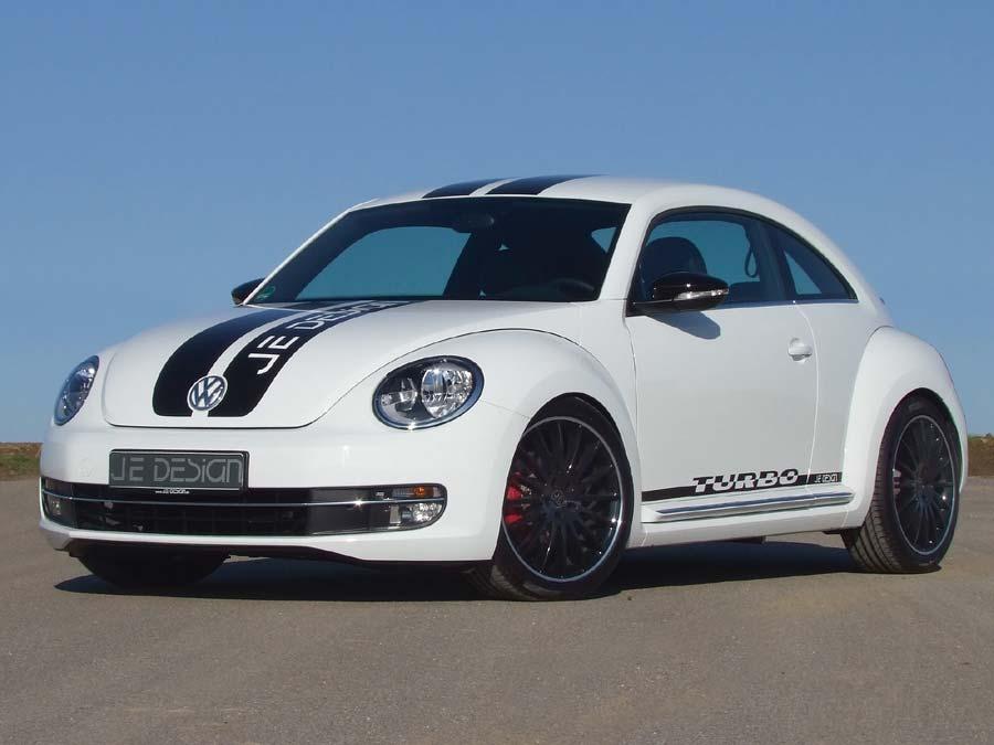 2012 volkswagen beetle tuned by je design autoevolution. Black Bedroom Furniture Sets. Home Design Ideas