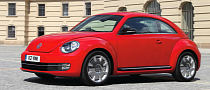 2012 Volkswagen Beetle UK Pricing Announced, Order Books Open