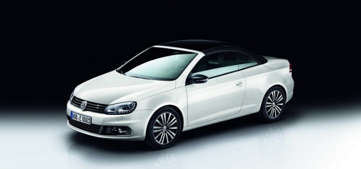 2012 Volkswagen Eos Offered with Sport & Style and Black Style Premium Packs