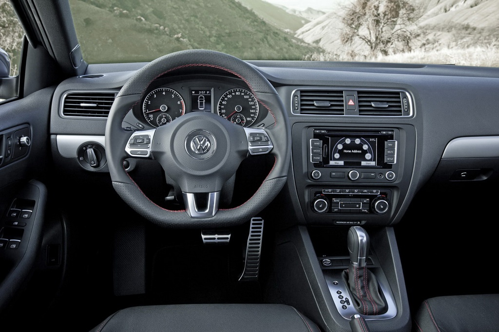 2012 Volkswagen Jetta GLI to Debut in Chicago - autoevolution