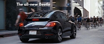 2012 VW Beetle TV Ad Teaser Released [Video]
