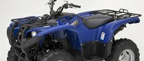2012 Yamaha Grizzly 700 and 550 ATVs Now US-made