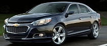 2013-2014 Chevrolet Malibu Recalled Over Fire Risk, HVAC Issues