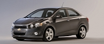 2013-2014 Chevrolet Sonic Recalled Over Fire Risk