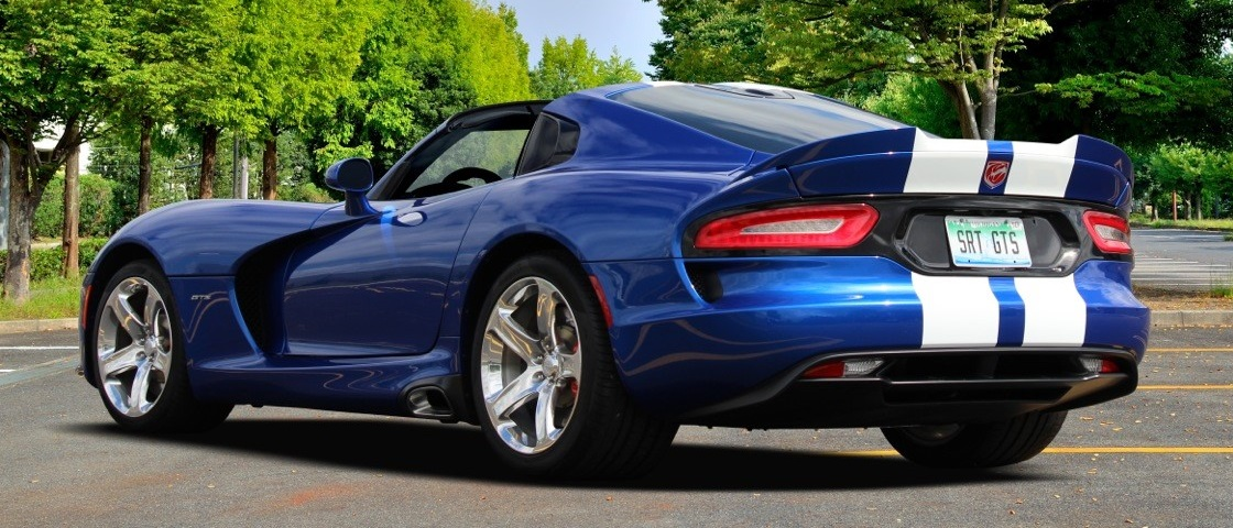 2017 2016 Dodge Viper Targa Conversion From Prefix Performance Costs 9 995