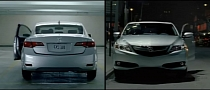 2013 Acura ILX Commercials: Equal Parts [Video]