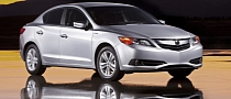2013 Acura ILX Named IIHS Top Safety Pick