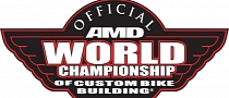 2013 AMD World Championship Custom Bike Building in Essen, Germany May 10-12