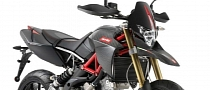 2013 Aprilia Dorsoduro 750 Factory, the Carbon Motard [Photo Gallery]