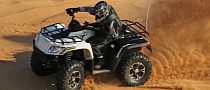 2013 Arctic Cat 1000 XT, Quad Recreation Supreme