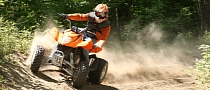 2013 Arctic Cat 300 DVX, a Quad for Playful Sport