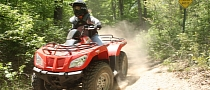 2013 Arctic Cat 400 Core, for Work and Play Alike [Photo Gallery]