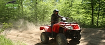 2013 Arctic Cat 700 Core, the Hardcore ATV