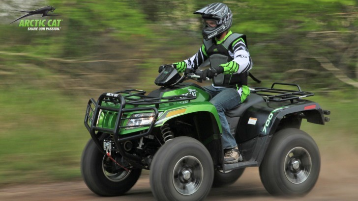 2013 Arctic Cat 700 Limited, for Work or Play [Photo Gallery]