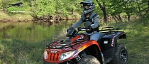 2013 Arctic Cat 700 XT, a Great All-Rounder