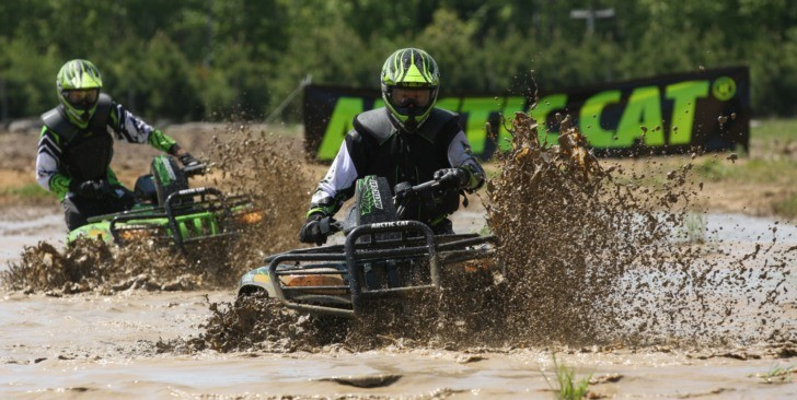 2013 Arctic Cat MudPro 1000, Mud Racing Supremacy
