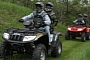 2013 Arctic Cat TRV 400 Core, a Budget-Friendly Off-Road Solution