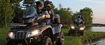 2013 Arctic Cat TRV 550 LTD, the Middleweight Displacement Trail Touring Machine