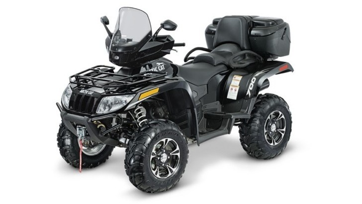2013 Arctic Cat TRV700 LTD - Power Steering, Comfort and Looks