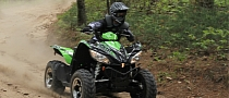 2013 Arctic Cat XC450, Sporty Character and Leisure Maneuverability