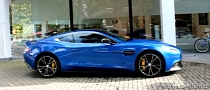 2013 Aston Martin Vanquish Real World Footage [Video]