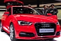 2013 Audi A3 Not Coming to America, US-Spec Sedan Under Development