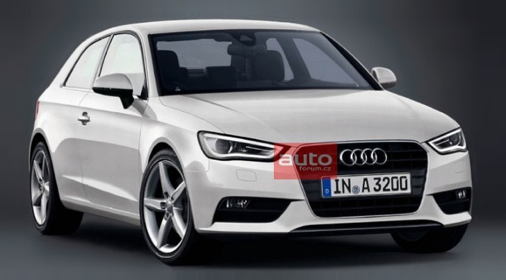 2013 Audi A3 Official Photo Leaked?