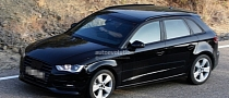 2013 Audi A3 Sportback Expected in Paris