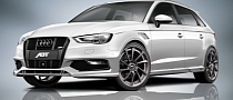 2013 Audi A3 Sportback Tuned by ABT